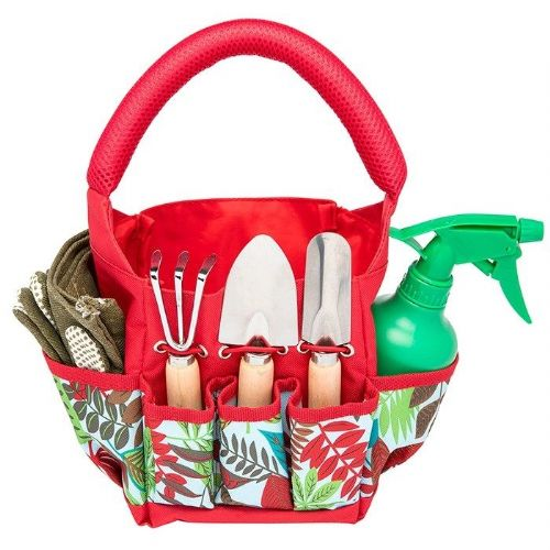 Gardeners Tropical Design Large Garden Tool Set